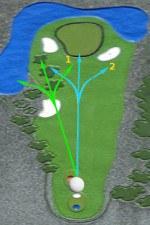 fade golf