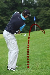 how and why bump and run golf shot