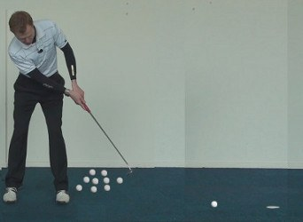how to master no peek putting stroke 3