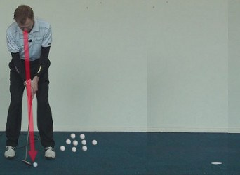 how to master no peek putting stroke 4