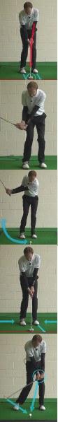 Stop Decelerating on Long Chip Shots - Golf Tip