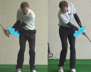 use gap wedge to hit long chip 4
