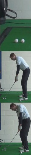 Shank Golf Shot Drills: Drop Two Balls, Hit the One on the Inside
