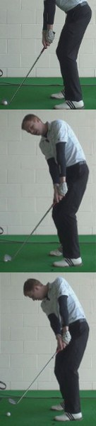 Shank Golf Shot Drills: Swing and Miss on the Inside