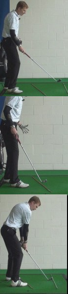 Slice Golf Shot Drills: Aim Left and Hit Straight