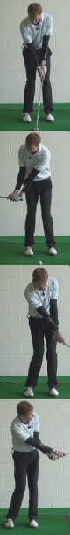 Slice Golf Shot Drills: Hook Chips for Better Rotation