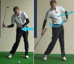 golf swing how to best way to turn your hips 3