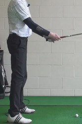 how should the club head feel during the golf swing 3