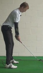 how should the club head feel during the golf swing 4