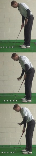 Distance Control Golf Drills: Putt with Eyes Open, then Eyes Closed