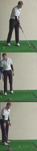 Distance Control Golf Putting Drills: Lag to an End Zone