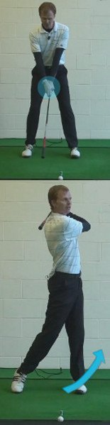 More Power Golf Drills: Upside-Down Club to Increase Speed