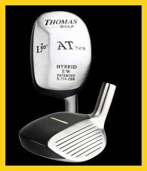 Thomas Golf 60° Hybrid Lob Wedge