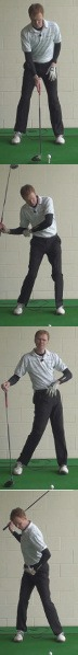 More Power Golf Drills: Belt to Target Faster