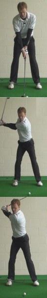 Shorter Swing Golf Drills: No Leg Movement