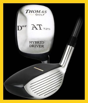 Thomas Golf Hybrid Driver