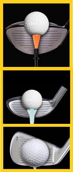 Beginner Golf Tip Correct Tee Height For Fairway Woods