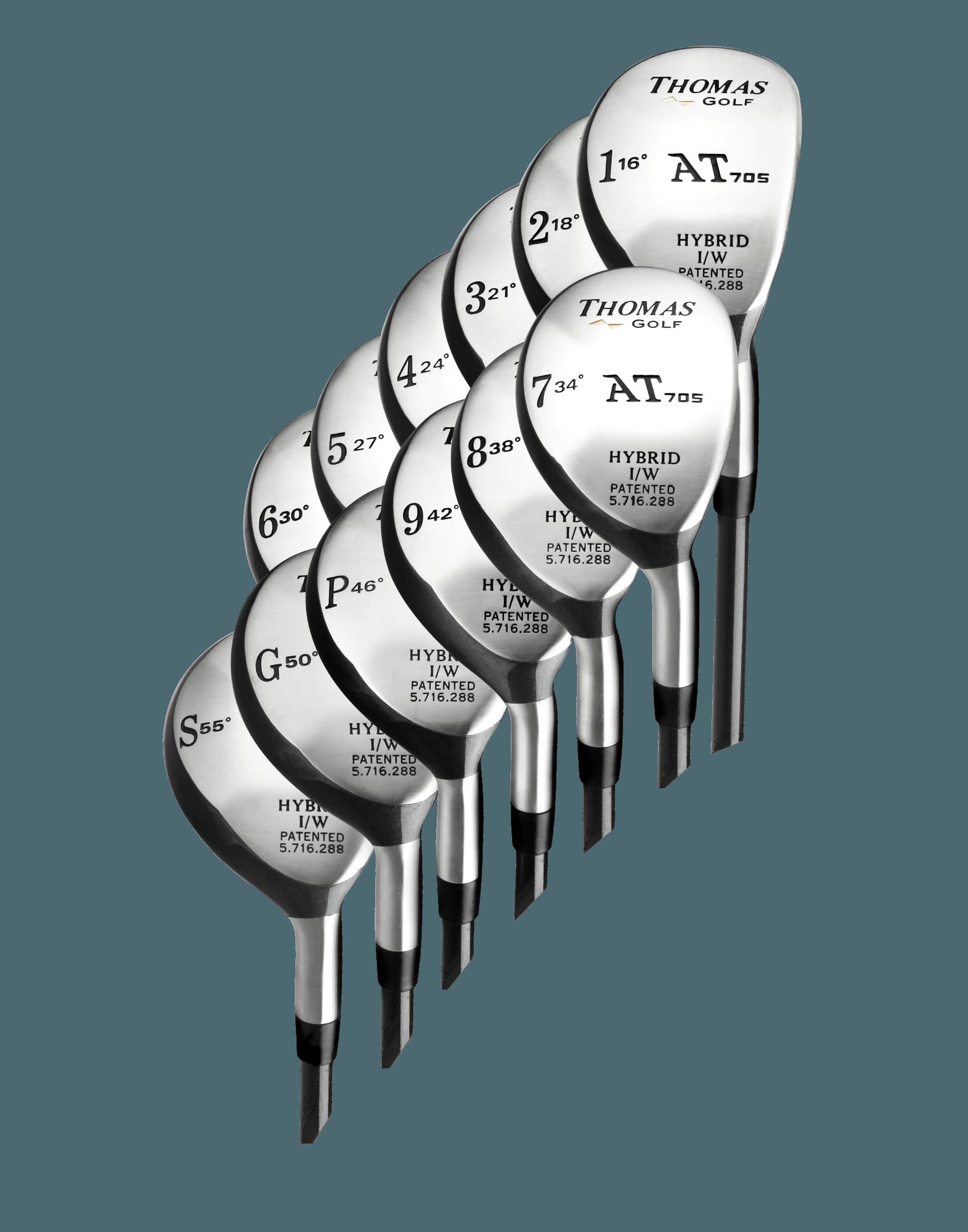 Thomas Golf Hybrids