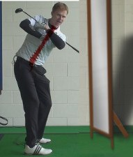 swing plane spine angle 3