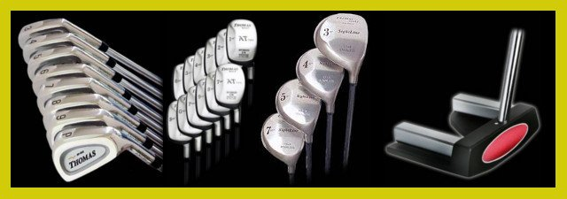 Golf club set whats in your bag
