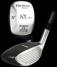 Thomas Golf AT 725 hybrid 1