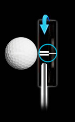AT12 putter Extra Heft Won't Weigh Down Your Stroke 3