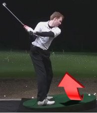 Ball Above Feet – What the Swing Does 1