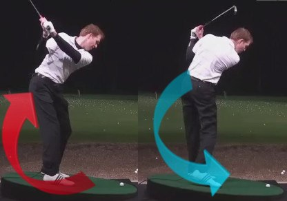 Ball Below Feet – What the Ball Does 2