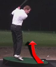 Ball Below Feet – What the Swing Does 2