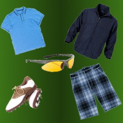 Dress for Comfort on the Course 1