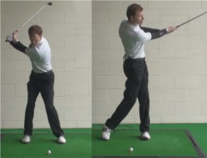 Irons flying to high hitting to hard 2