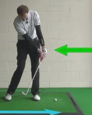 Stop Pulling – Maintain Face Angle at Impact 2