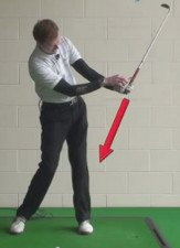 Tee Peg in Top of Grip for Good Release 4