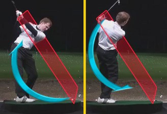 downhill Lie – What the Swing Does 1
