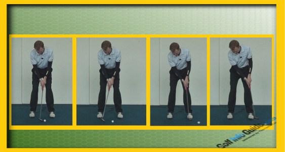 Brandt Snedeker Pro Golfer Compact Putting Stroke 2
