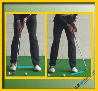 Brandt Snedeker Pro Golfer Compact Putting Stroke 3