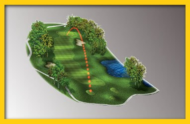 How to Hit a 40- to 50-Yard Golf Shot