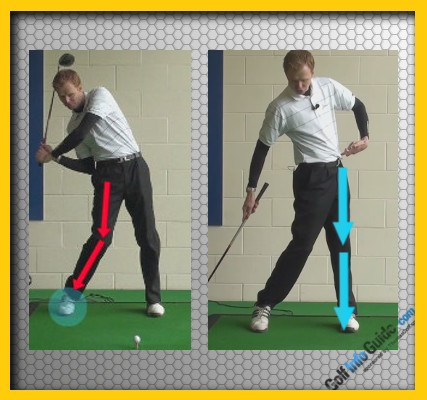 Jason Day Pro Golfer Left Leg