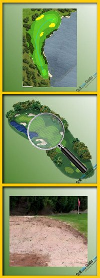 Play Short Courses to Sharpen Iron Golf Game, Strategy