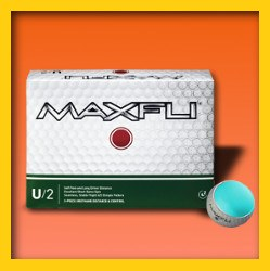Maxfli U2 Model Golf Ball 1