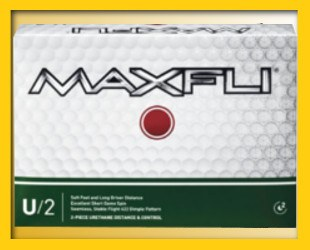 Maxfli U2 Model Golf Ball 2
