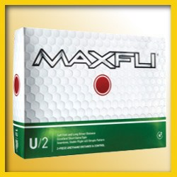 Maxfli U2 Model Golf Ball 3