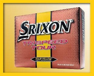 Srixon Trispeed 1