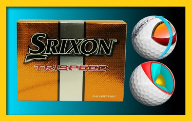 Srixon Trispeed 4