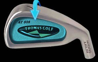 Thomas Golf AT505 Irons 2