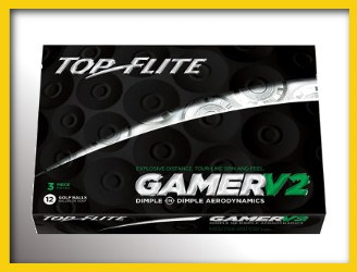 Top-Flite Gamer Golf Ball 2