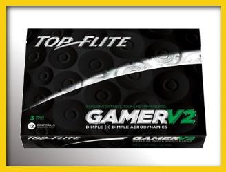Top-Flite Gamer Golf Ball 2