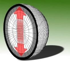 diameter golf ball
