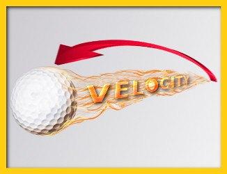 initial velocity term