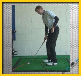 Better Golf Bunker Shots – Alignment 3